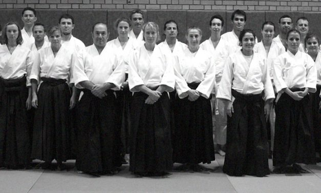 It's an Aikido of London thing